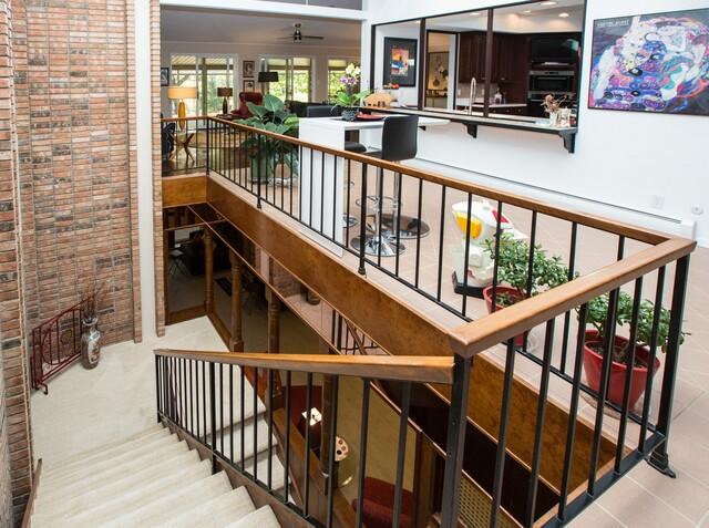HOME TOUR: Restored mid-century modern for $549K