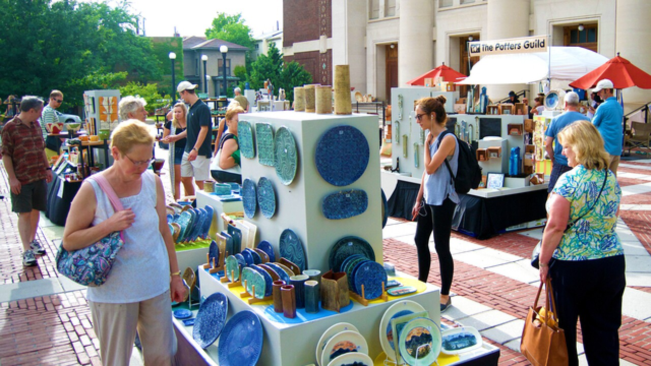 Ann Arbor Art Fair and other happenings this weekend in metro Detroit