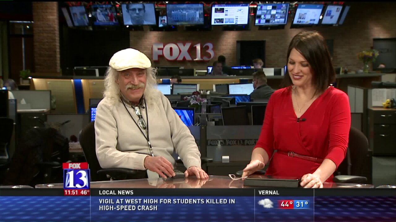 FOX 13 bids Chief Engineer Al Schultz a happy retirement after 39 years atKSTU