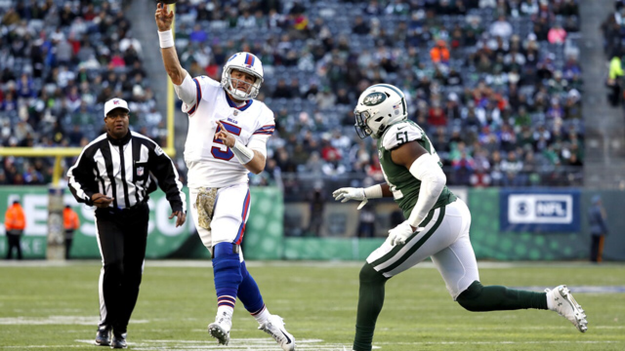 Joe B: Buffalo Bills All-22 Review - Week 10 vs. New York Jets