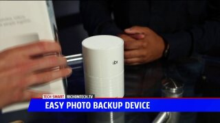 Tech Smart Preview: New device backs up all your photos