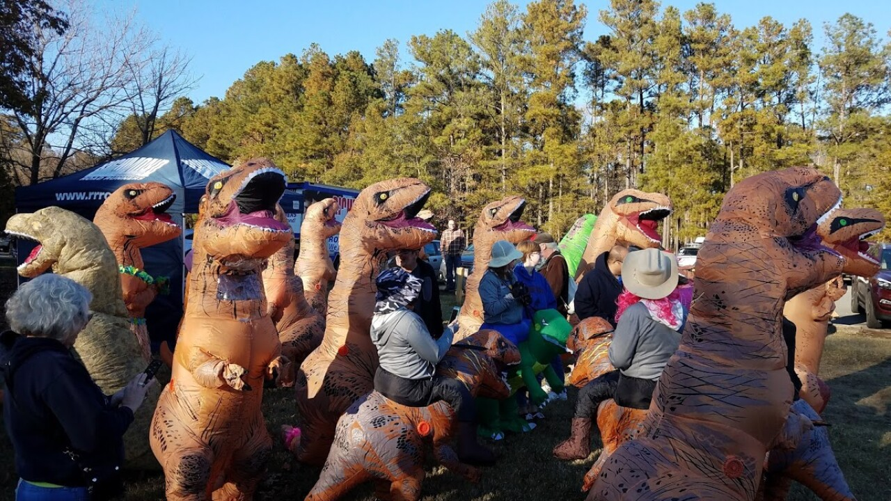 T-Rex RVA Fun Run