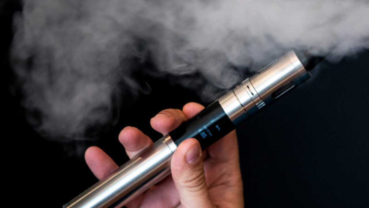 Man airlifted to hospital as trauma alert after vaping device explodes in his pocket, police say