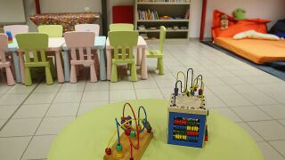 Burglar breaks into preschool, eats a snack, takes a nap