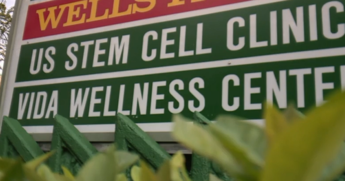 New lawsuit against US Stem Cell after patient loses vision