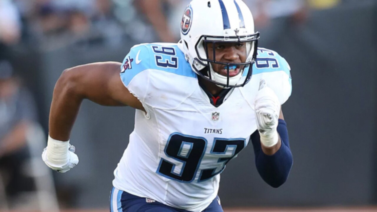 Linebacker Kevin Dodd Released From Titans