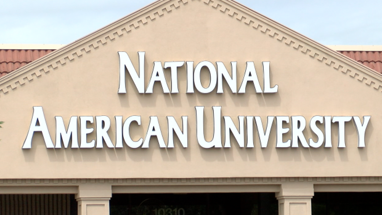 National American University Login >> National American University Students Want Answers After School