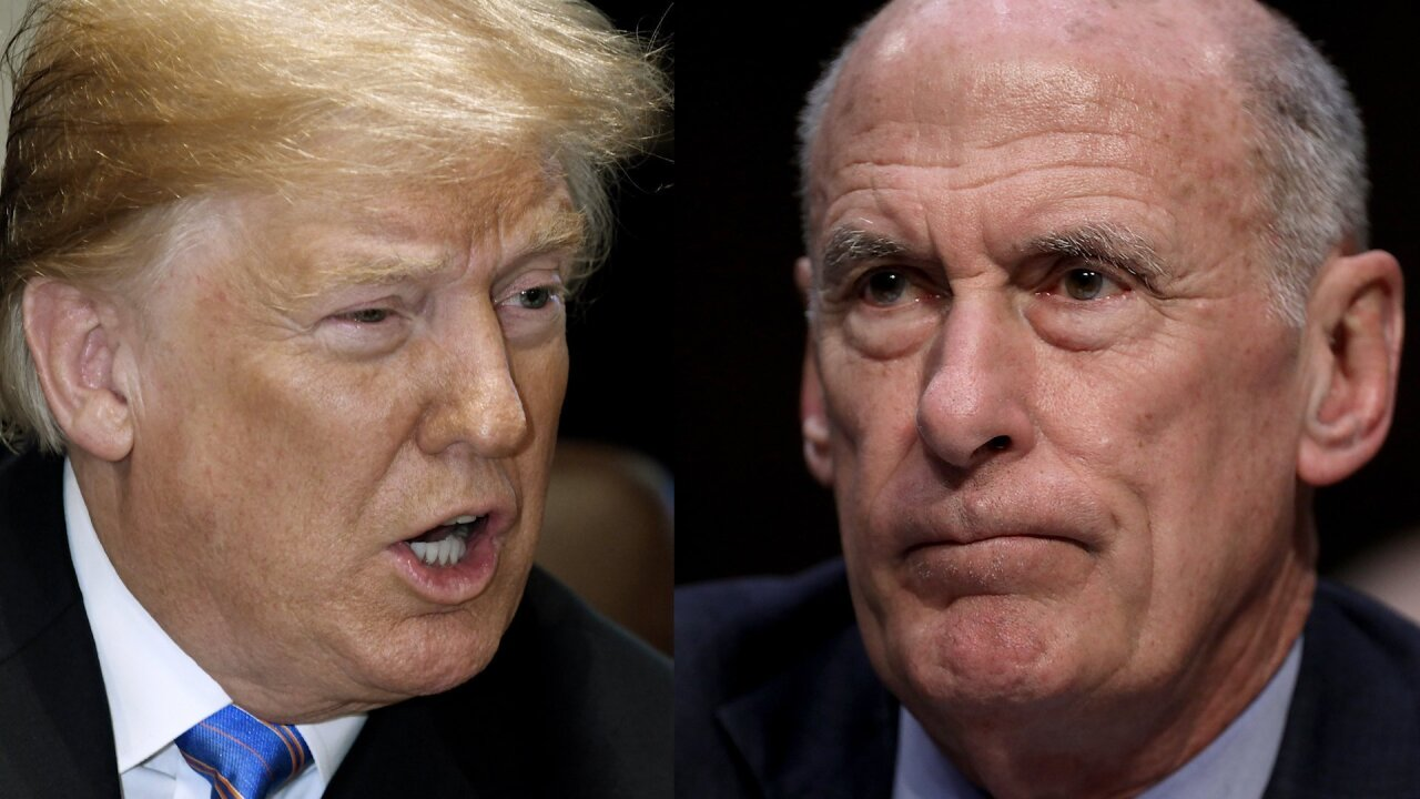 White House preparing for possibility that Trump could fire Dan Coats