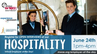 Hospitality Virtual Employer of the Day