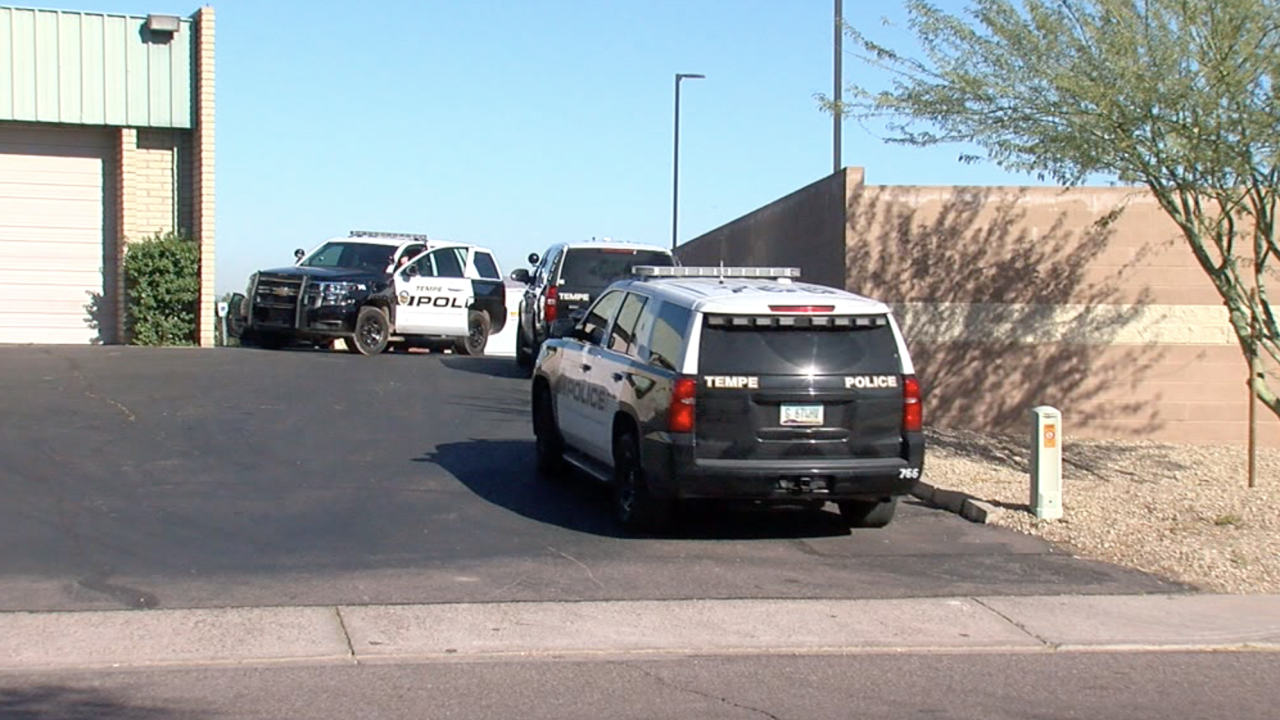 1st street Tempe double shooting