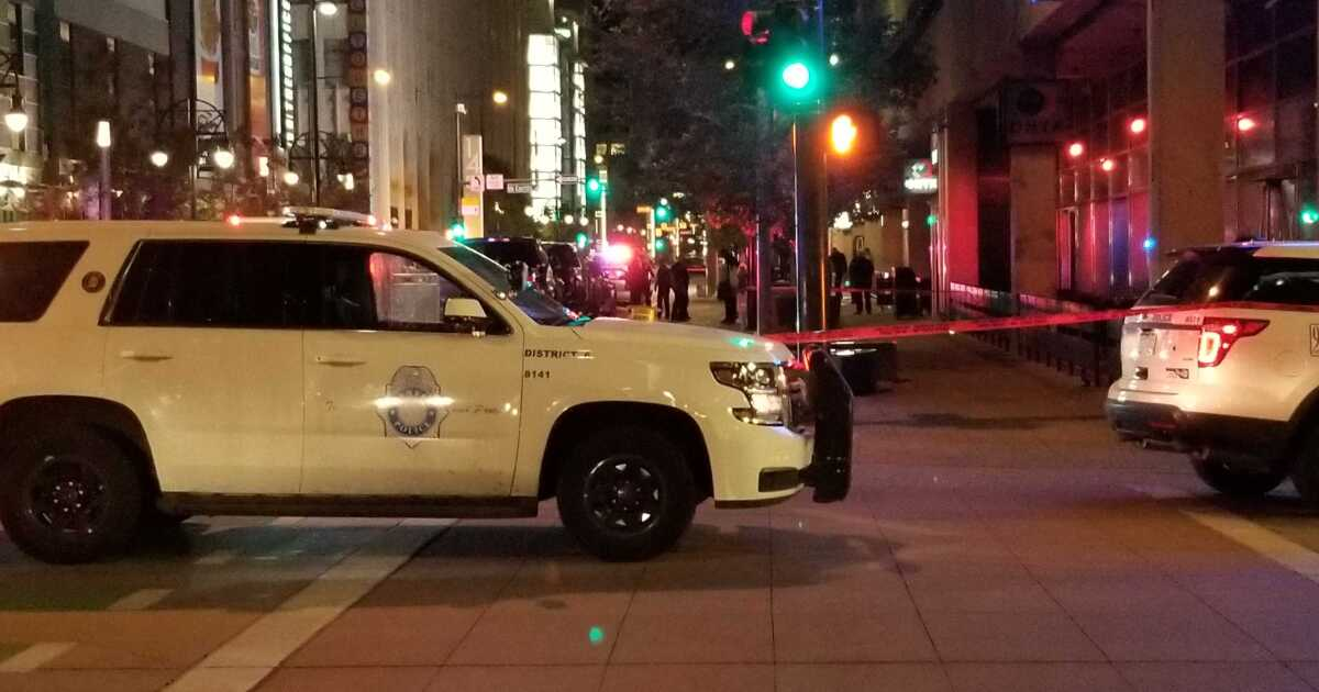Two injured in shooting outside of downtown Denver club