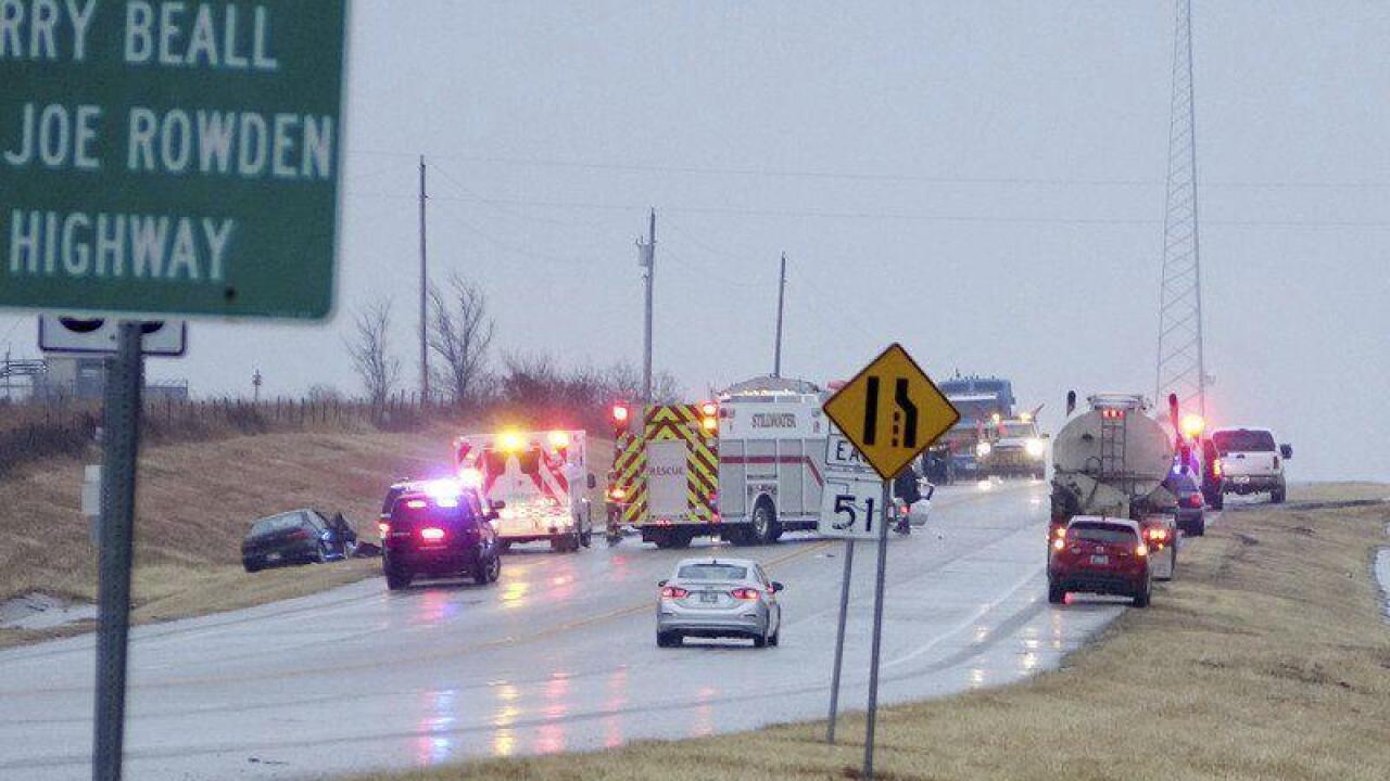 Courtesy of Oklahoma Highway Patrol