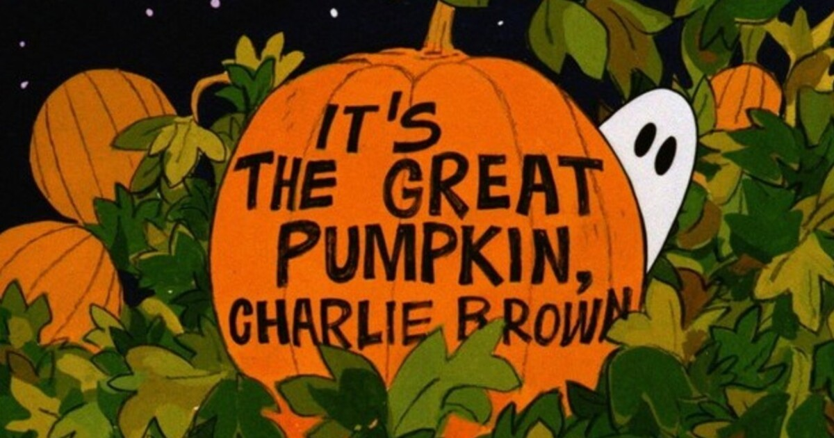 'It's the Great Pumpkin, Charlie Brown' won't air on broadcast TV this year