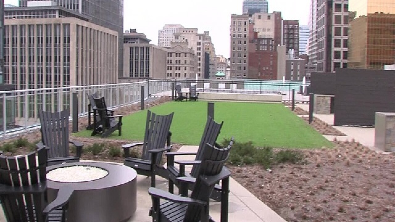 New downtown living with an historic address