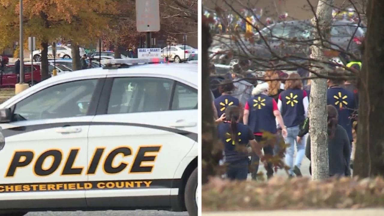 66-year-old man charged in Walmart bathroom gunscare