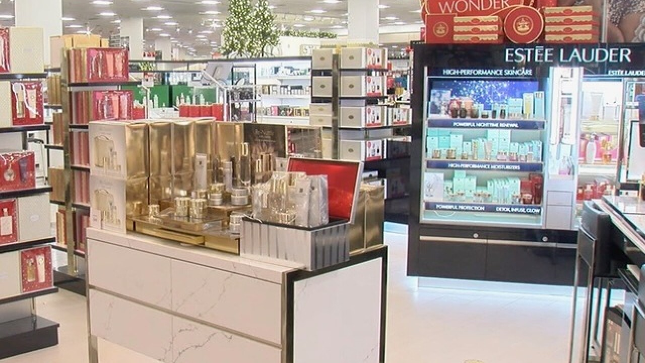 Macy's Inc. takes the wraps off Kenwood renovation