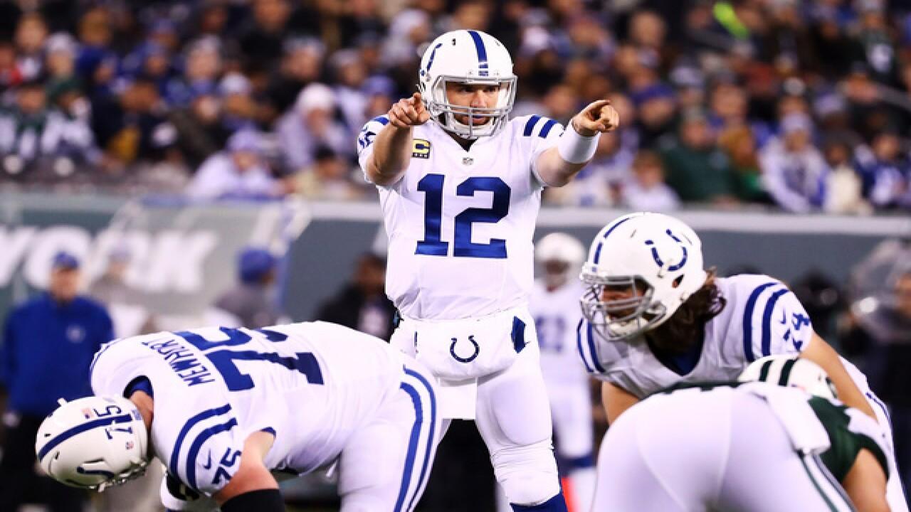 PHOTOS: Monday Night Football - Colts vs. Jets