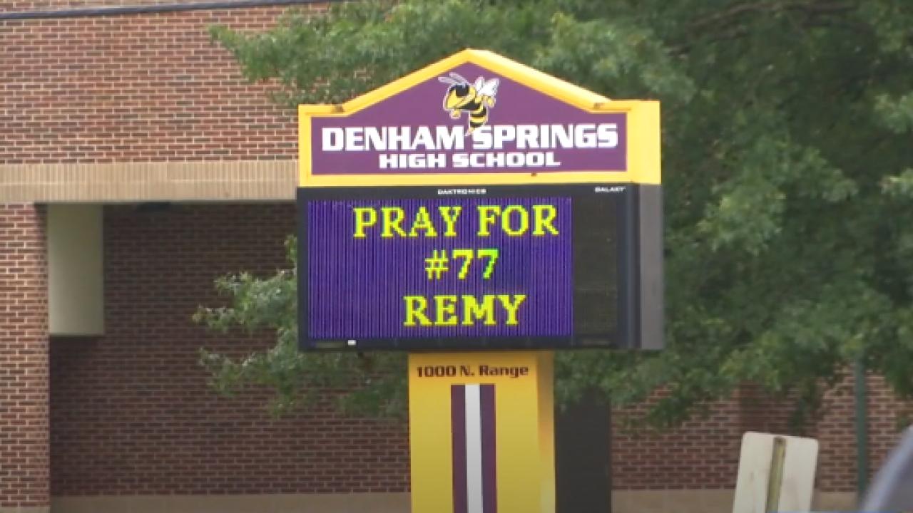Denham Springs High School No77.PNG