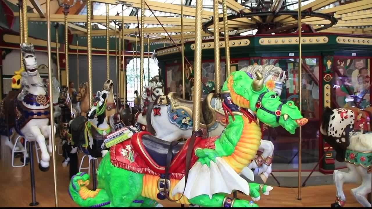 Carousel for Missoula