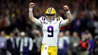 Bayou Bengals are top Tigers: LSU beats Clemson to win college football's national title