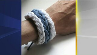 Turn your old T-Shirts into bracelets