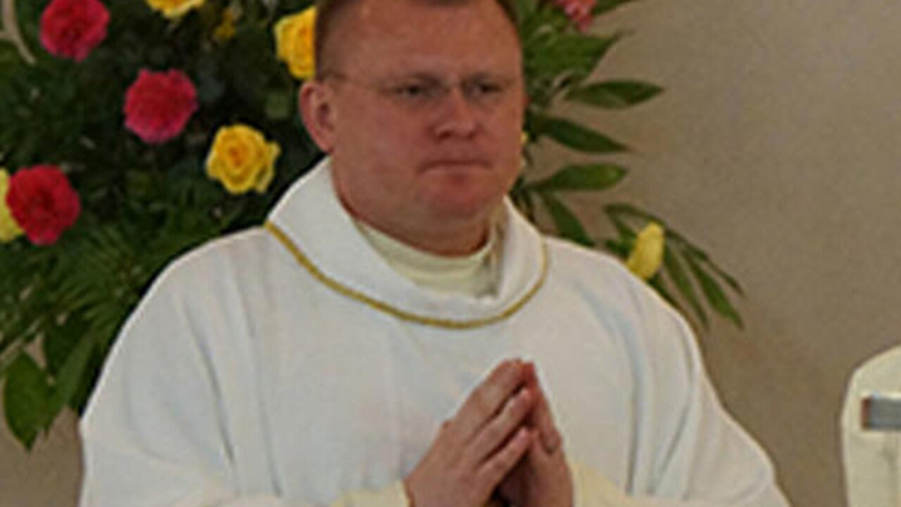 Priest accused of stealing $200,000-plus from Broward church resigns