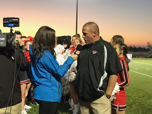 PHOTOS: Knightstown gets ready for big game on Friday Football Frenzy