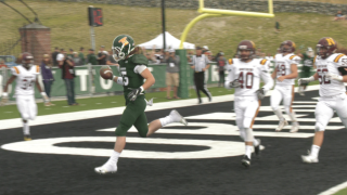 Montana Tech's Jed Fike awarded Frontier Conference offensive player of the week