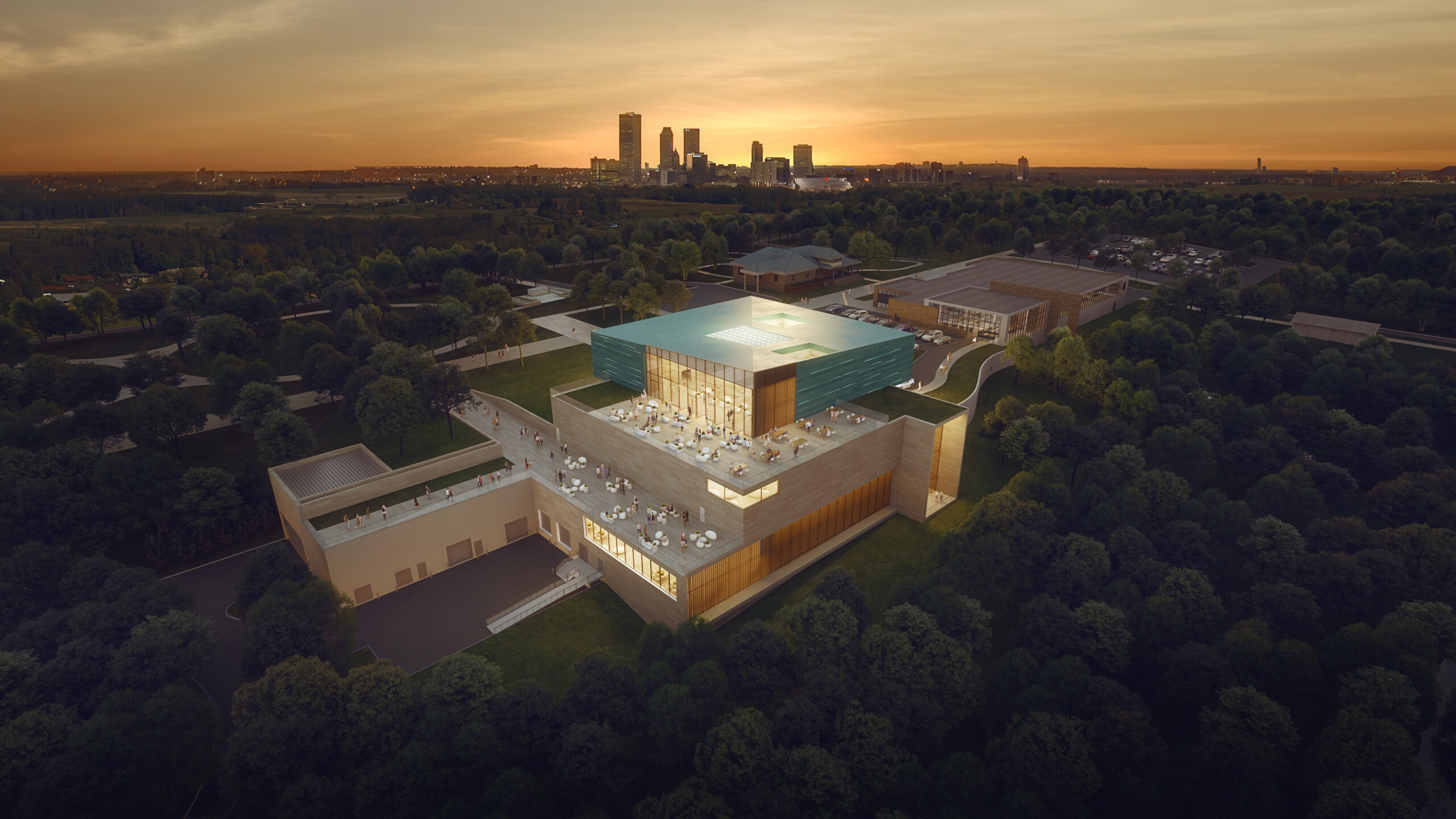 Gilcrease Museum Aerial.jpg