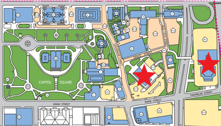 Madison Monroe Building Capitol Square Map.png
