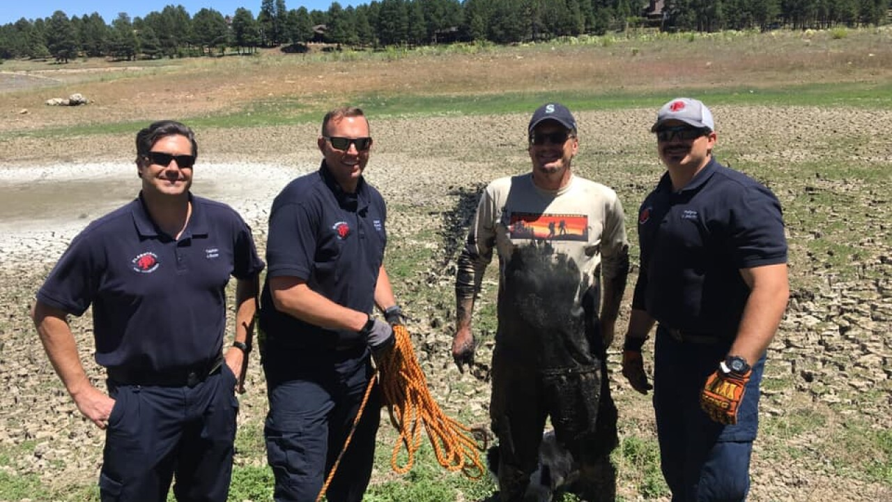 Flagstaff Mud Rescue