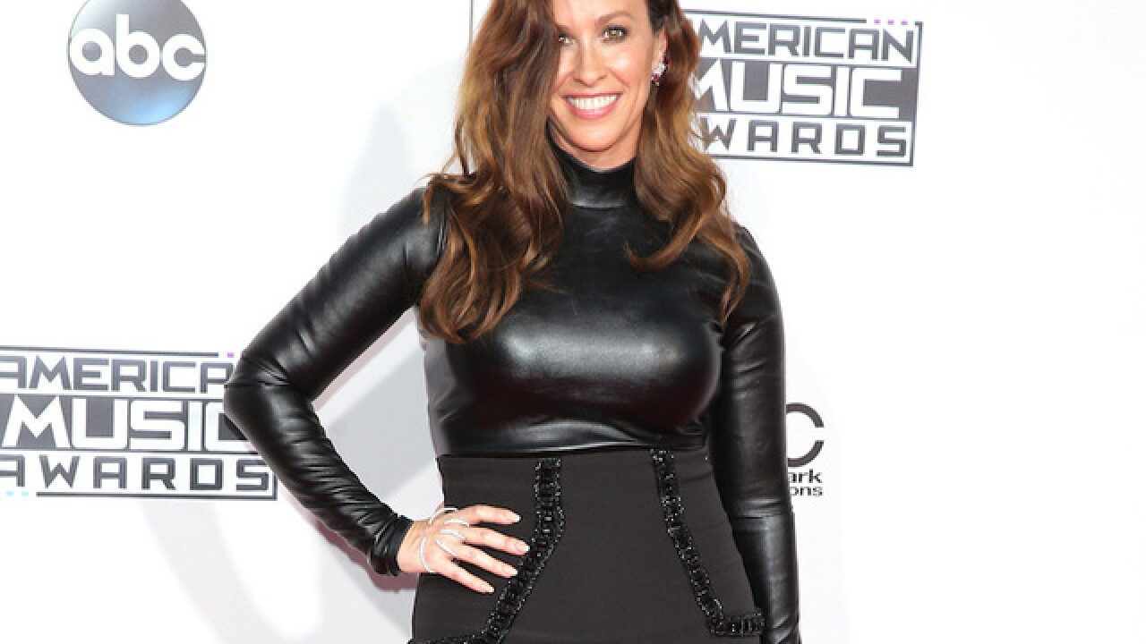 Alanis Morissette robbed of $2M in jewelry