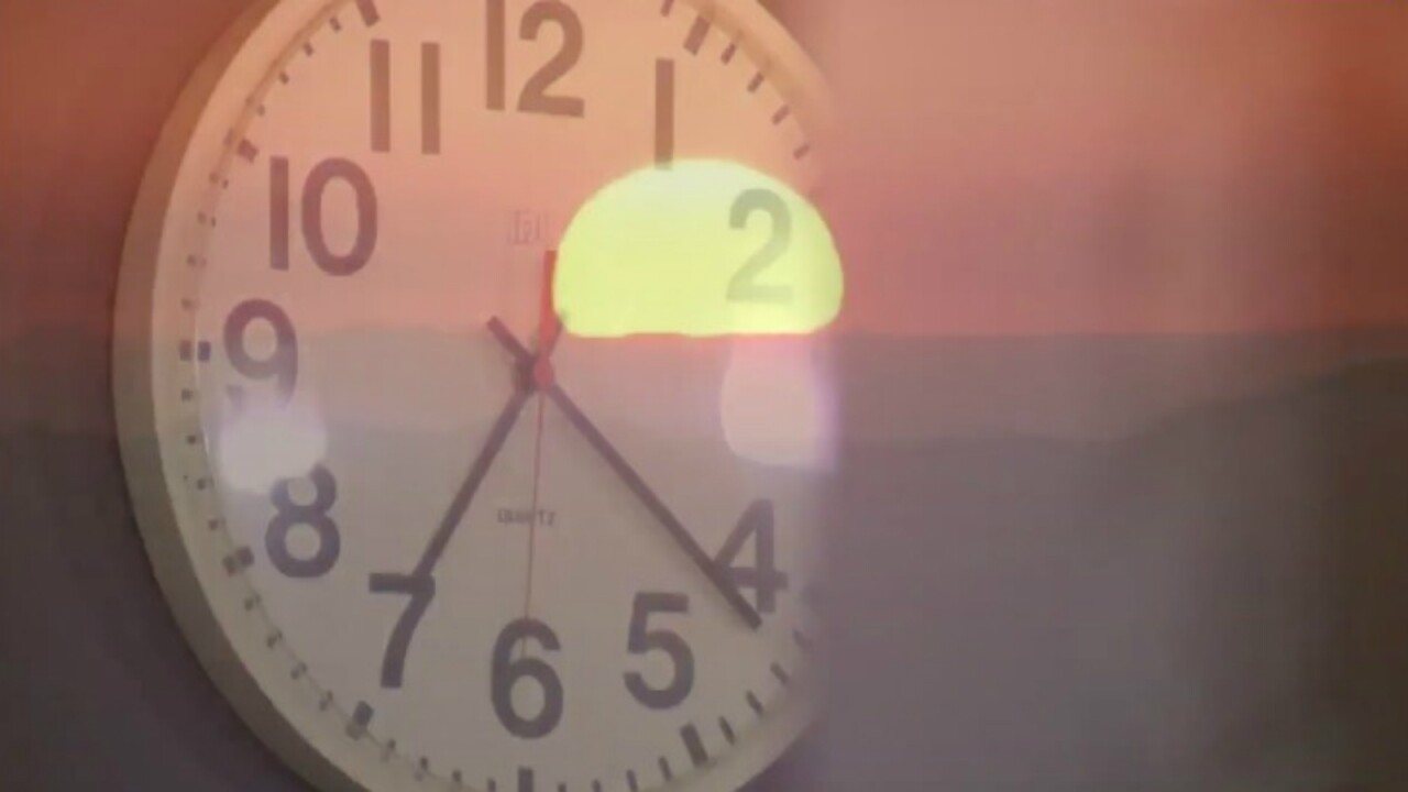 Like the changing of the clocks, the Utah State Legislature will get more bills on Daylight Saving Time