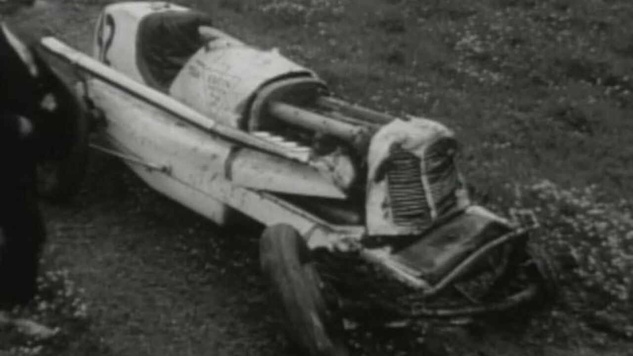 Indy 500 1938: End of 10-lap qualifying