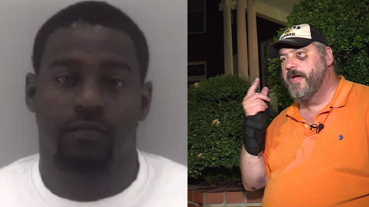 Attacked Uber driver reacts to Richmond man's arrest: 'It's solidprogress'
