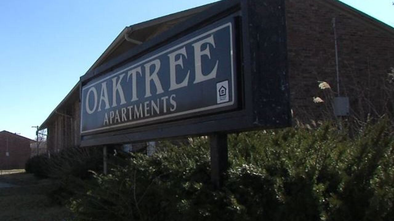 City can purchase beleaguered Oaktree Apartments, council rules