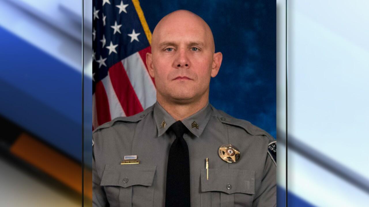 1 deputy hurt in Colo. Springs shooting released