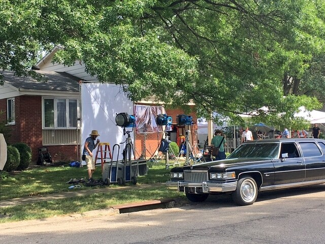 'Gotti' movie stars, director spotted in Cincy