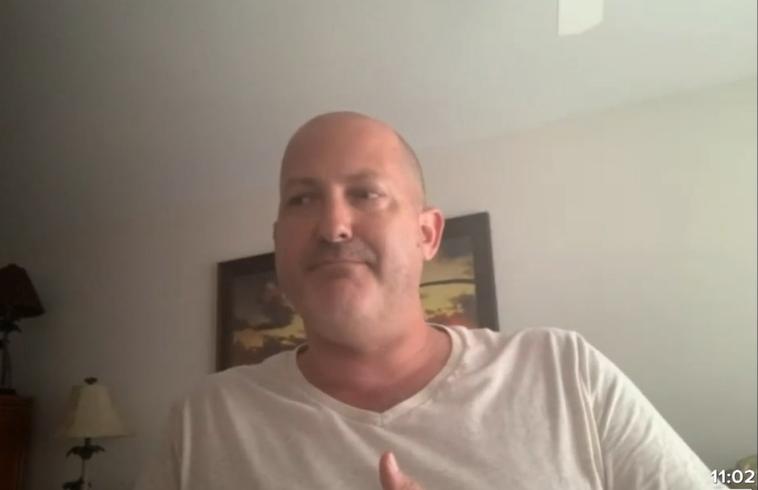 Joseph Petito speaks about missing daughter