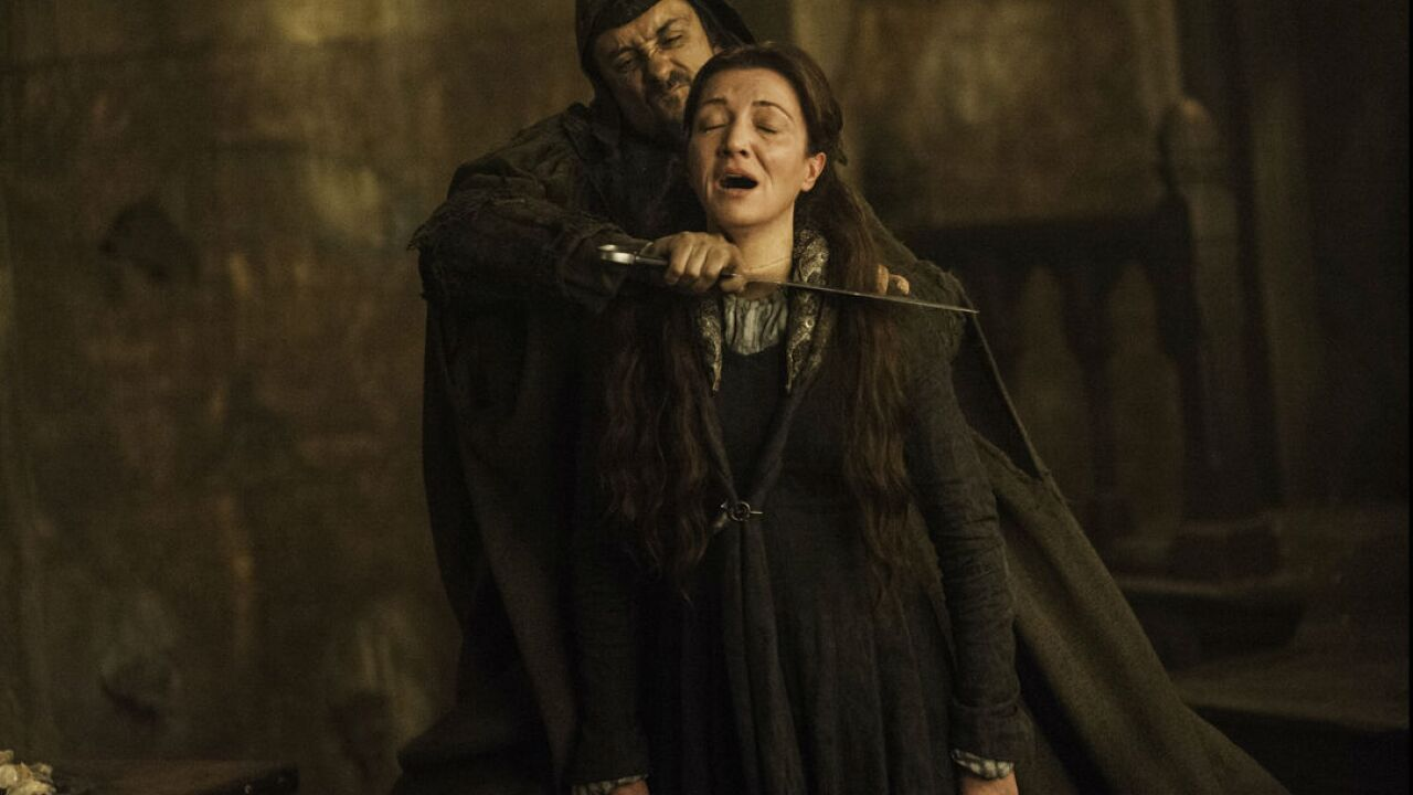 'Game of Thrones': George R.R. Martin on that controversial scene