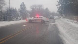Two-car fatal crash on Greenville Road, Eureka Township