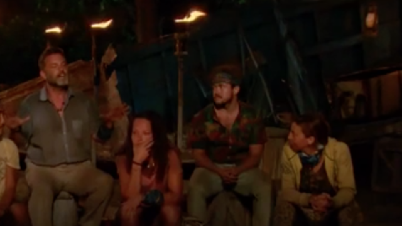 Survivor contestant outs rival as transgender on air