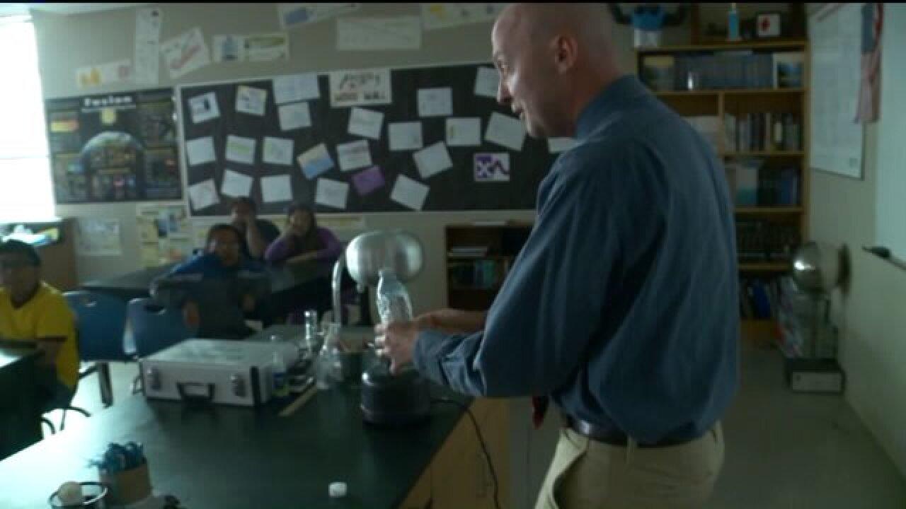 Parents talk climate change, evolution as Board of Education seeks feedback on new sciencestandards