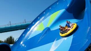 New waterslide 'Ray Rush' opens at SeaWorld's Aquatica