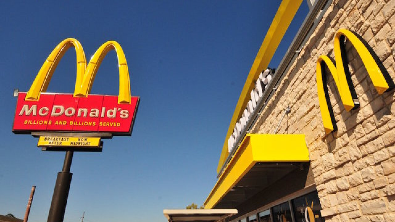 McDonald's vows to make packaging more Earth-friendly, add recycling bins in restaurants