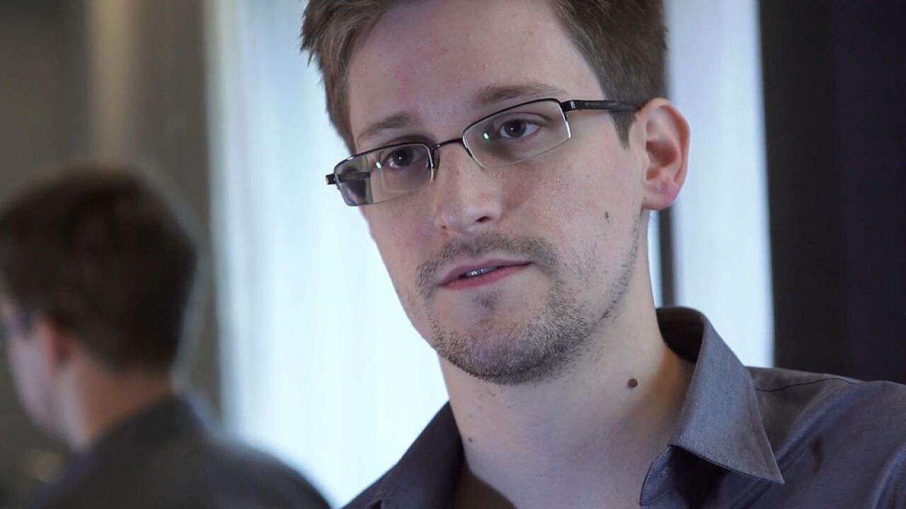 Justice Department sues Edward Snowden for writing about intelligence secrets in new book