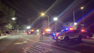 Suspect dead after officer-involved shooting, pursuit in Escondido