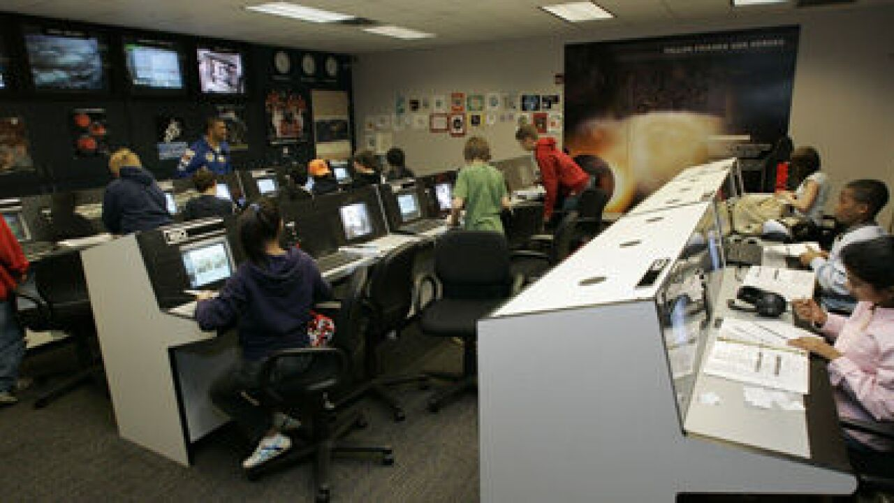 Challenger Learning Center Space Simulator