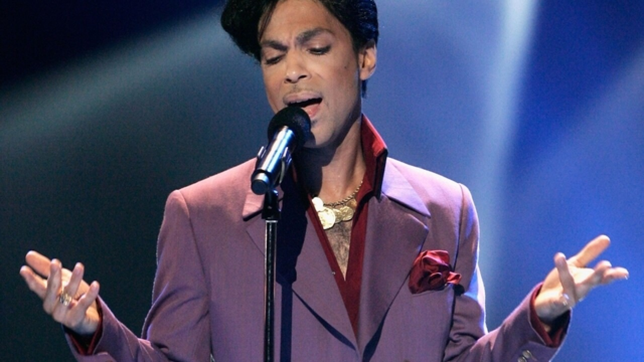 Pills found at Prince's estate contained fentanyl