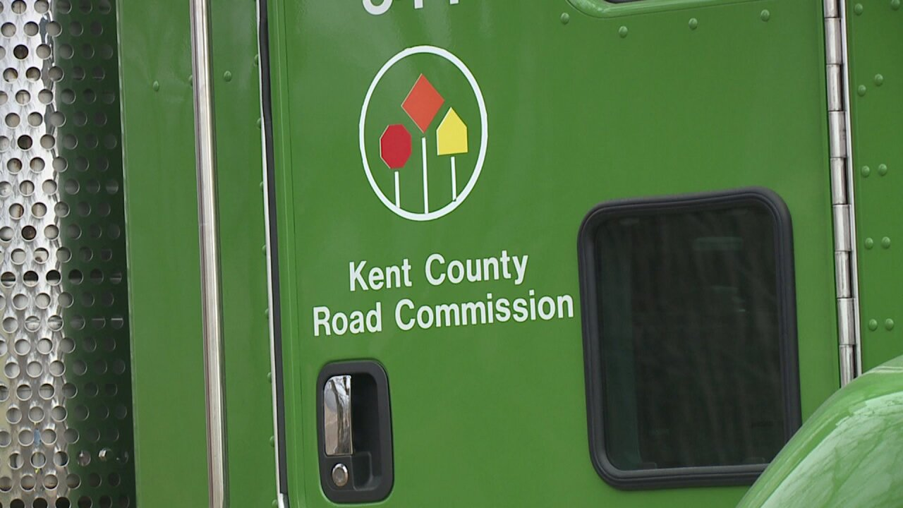 Kent County Road Commission is hiring road and maintenance workers